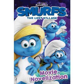 【预订】Smurfs the Lost Village: Movie Novelization 预订商品,需要1-3个月发货,非质量问题不接受退换货。