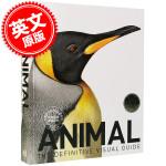 现货 动物图解指南 英文原版 Animal: The Definitive Visual Guide, 3rd Edi