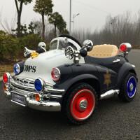 儿童电动车四轮摇摆童车遥控可坐小孩汽车男女婴儿宝宝玩具车