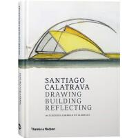SANTIAGO CALATRAVA建筑大师卡拉特拉瓦的手绘草图与构思解读 建筑设计书籍