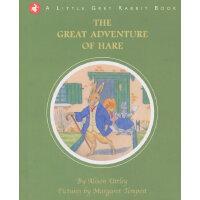 Little Grey Rabbit - The Great Adventure of Hare小灰兔:野兔大冒险(历