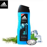 Adidas/阿迪达斯 沐浴露男活力沐浴露 冰点款400ml 清爽干净