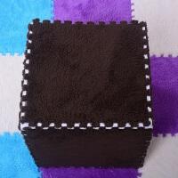 毛毛拼接地垫 泡沫地垫拼接卧室家用榻榻米拼图毛毯垫子儿童爬行垫地板垫