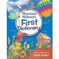 英文原版 Merriam-Webster's First Dictionary  韦氏初级儿童字典(适合5-7岁)
