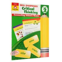2年级Skill Sharpeners Critical Thinking Grade 2