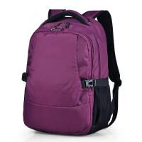 ?时尚双肩包女休闲背包男电脑包大学生书包旅游包大容量旅行包?