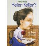 英文原版 海伦凯勒 名人认知系列 Who Was Helen Keller?