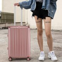 韩版行李箱女小清新密码复古拉杆万向轮学生可爱网红旅行箱子
