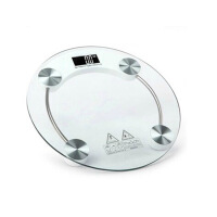 圆形33cm人体秤体重秤电子秤称重电子称体重秤家用精准人体秤减肥称测体重计准