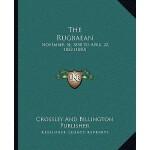 【预订】The Rugbaean: November 14, 1850 to April 22, 1852 (1850