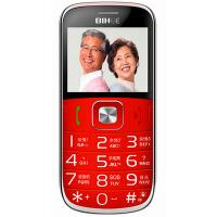 百合BIHEE C9电信手机天翼CDMA老年老人机大字体大声直板