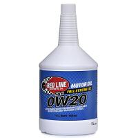 美国原装红线RED LINE汽车多酯类全合成机油0W20汽油车用五类润滑油A5B5