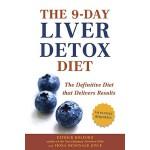 【预订】The 9-Day Liver Detox Diet The Definitive Diet that Del