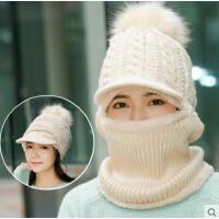 帽子女女生潮时尚甜美可爱韩版冒百搭黑色休闲英伦女士毛线帽
