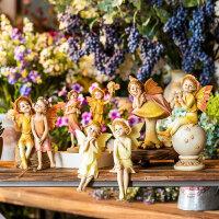花仙子树脂摆件客厅室内装饰品玩偶天使摆件卧室房间家装饰品摆件