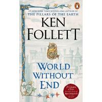 【中商原版】无尽的世界 英文原版 英文小说 World Without End Ken Follett Signet