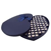 【顺丰包邮】费列罗(FERRERO) 99粒拉斐尔雪莎巧克力 红色/蓝色心形礼盒任选 情人节礼物