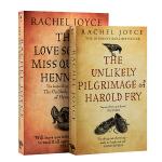 【中商原版】一个人的朝圣1+2 上下两册套装 英文原版 英文版 The Unlikely Pilgrimage Of