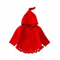 宝宝毛衣外套春秋女01-3岁潮女童宽松韩版婴儿针织外套上衣公主