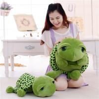 创意可爱大号毛绒玩具喜乐街大海龟乌龟公仔玩偶布娃娃 大眼龟抱枕
