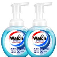 【2件3折到手价:34.9】威露士 泡沫洗手液清新草本300mlx2瓶