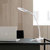 夹子小台灯充电式LED护眼书桌学习卧室床头大学生迷你宿舍USB