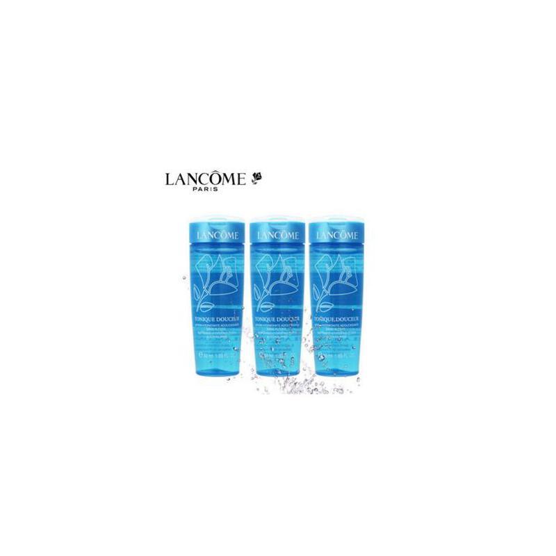 LANCOME/兰蔻 清滢嫩肤水50ml*3小样 夏季护肤 防晒补水保湿 可支持礼品卡