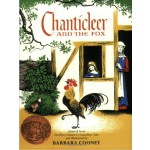 Chanticleer and the Fox [Paperback](Caldecott Winner)公鸡和狐狸(凯迪克金奖,平装) ISBN9780064430876