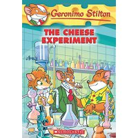 Geronimo Stilton #63: The Cheese Experiment 老鼠记者:奶酪实验