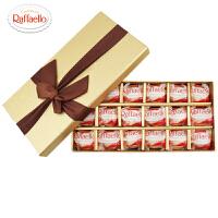 【顺丰包邮】费列罗(FERRERO) DIY18粒拉斐尔巧克力雪莎礼盒 情人节礼物 生日礼物
