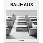 鲍豪斯 英文原版 英文版 bauhaus Magdalena Droste 艺术设计 画报 画册