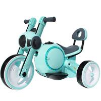 儿童电动车摩托车电动三轮车小孩玩具车可坐人男女宝宝电瓶车充电