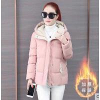 新款韩版宽松爆款短款棉衣棉袄显瘦加厚外套羽绒棉服女冬装