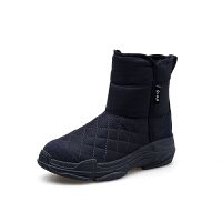 冬季雪地靴女2018新款短筒韩版百搭学生潮加厚绒女士棉鞋保暖羽绒