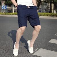 夏季短裤男五分中裤夏天宽松休闲七分时尚潮流韩版个性大码大裤衩