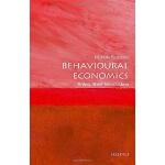 【中商原版】牛津通识读本 行为经济学 英文原版 经济读物 Behavioural Economics Michelle