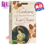 觉醒 英文原版 The Awakening and Selected Stories of Kate Chopin K