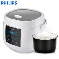 飞利浦(Philips)家用学生电饭煲 HD3061 迷你型2L智能触控预约小型电饭锅