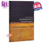 经济学 牛津通识读本 英文原版 经济管理 Economics: A Very Short Introduction O