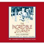 【预订】The Incredible Journey Three CD只是光盘