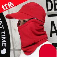 男女冬季骑行面罩防寒护脸口罩摩托车头套全脸保暖骑行装备防风帽