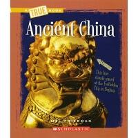 【中商原版】古代中国 英文原版 Ancient China 国家历史 儿童科普读物 6-12岁 学乐