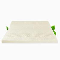 当当优品七区平面款乳胶床垫 进口天然乳胶双人床垫 150*200*5cm