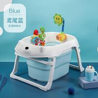 20191201083314774婴儿洗澡盆儿童洗澡桶宝宝泡澡桶小孩折叠浴桶游泳桶家用浴盆大号
