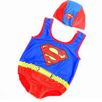 儿童连体泳衣小童小孩0-1-2-3岁男女宝宝温泉可爱儿童男女孩泳装