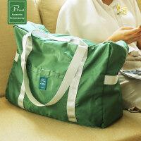新款折�B旅行包女手提包健身包大容量短途旅游包登�C包旅行行李包