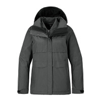 Columbia/哥伦比亚 户外女士三合一冲锋衣PL7048011