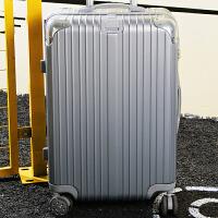 行李箱男士拉杆箱旅行箱密码箱皮箱子20万向轮个性潮24寸26寸28寸
