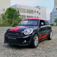 仿真汽车模型合金车模儿童玩具小汽车声光回力车男孩玩具车模型