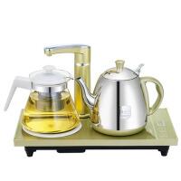 电热水壶 烧水壶 全自动上水电热水壶保温烧水泡茶具套装